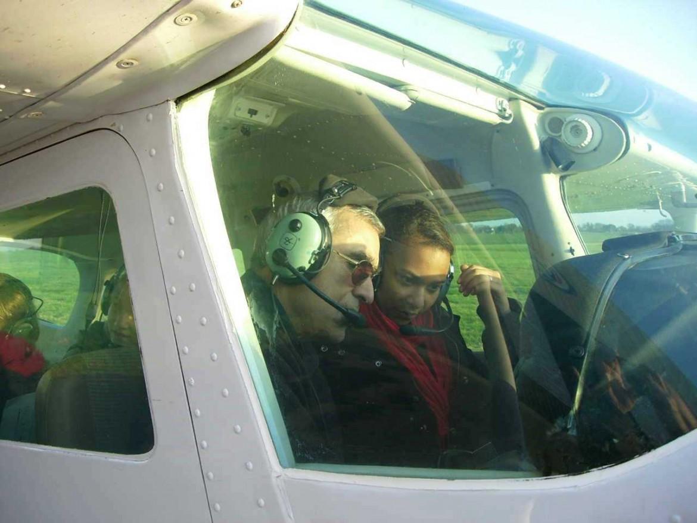 Formation au pilotage avion