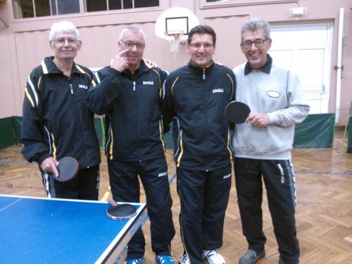 Reprise des championnats chez les pongistes d 39 emsl - Ligue haute normandie tennis de table ...