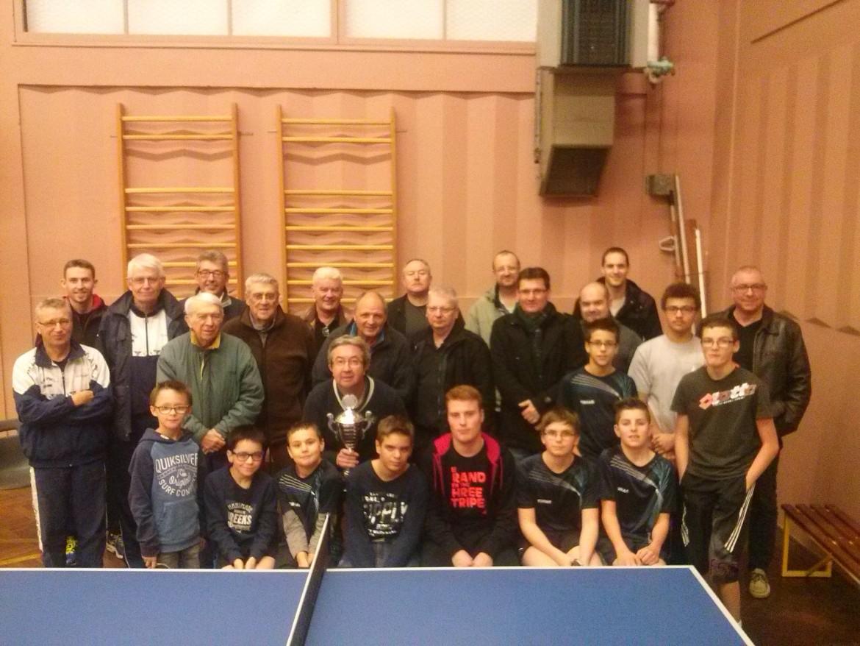 Tennis de table archives exxon mobil sports et loisirs - Ligue haute normandie tennis de table ...
