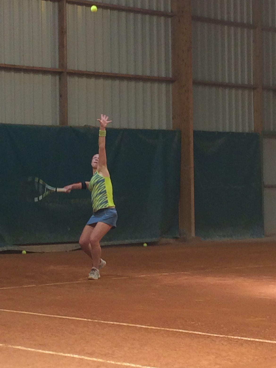 Tennis correction sur reprise des cours mercredi 20 for Un cours de tennis
